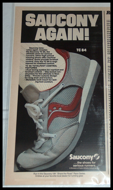saucony 1980